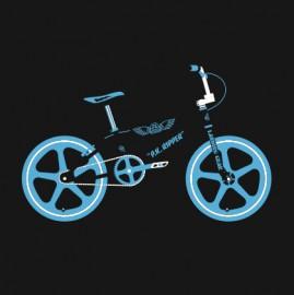 "SE Racing PK Ripper ""BIKE"" T-Shirt BLACK"