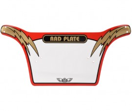 SE Racing Rad Plate numberplate IN COLORS