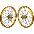 "20""x1.75"" SE Racing Sealed Bearing Wheelset GOLD"
