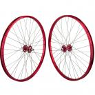 "29""x1.75"" SE Racing Sealed Bearing Wheelset RED"