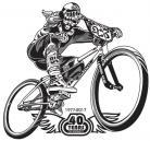 "SE Racing ""Scot Breithaupt"" T-Shirt GRAY"
