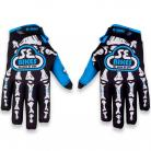 SE Racing Skeleton Bike Life Gloves IN SIZES