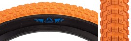 "20"" SE Racing / Vee Rubber Cub 2.0"" tire ORANGE w/ BLACK sidewall"