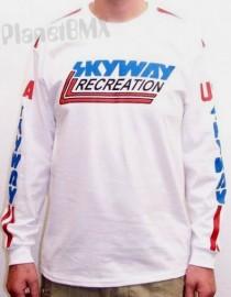 SKYWAY RECREATION replica retro 80's jersey
