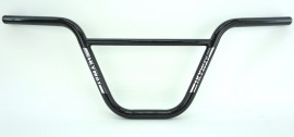 "9.15"" Skyway Pro Race bar BLACK w/ RAINBOW SPARKLE"