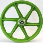 "20"" Skyway SIX SPOKE Tuff Wheel set IN COLORS"