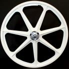 "SKYWAY 50th Anniversary WHITE 24"" Skyway TUFF WHEEL SET"