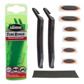 Slime Patch Kit with Tire Levers