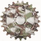 S&M X-Man Sprocket CAMO SHIELD WRAP