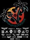 2019 Florida BMX 11th Annual Spring Fling T-shirt BLACK