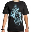 "SE Racing ""Stu Thomsen"" T-Shirt BLACK"