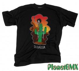 Subrosa Code t-shirt BLACK