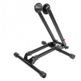 """Springloader Bike Stand (20"""" to 29"""" wheels) BLACK"""