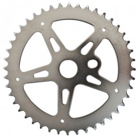 Steel 44 tooth gear for 1-piece cranks