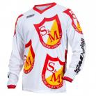 S&M Bikes Retro Race Jersey 2XL