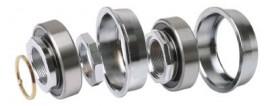 Tange Sealed American bottom bracket for 1-pc cranks BB-220SB 24tpi