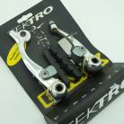 NOS Tektro BX30 Parallel Travel BMX V-brake SILVER