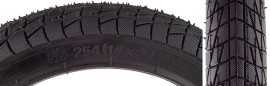 "14"" Sunlite Kontact 2.125"" tires (Set of 2 tires) BLACK"