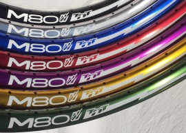 "26"" TNT M80 rim 36 Hole IN COLORS"