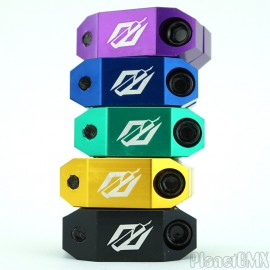 """1"""" TNT Double-Bolt seatpost clamp IN COLORS"""