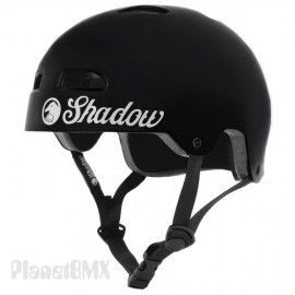 Shadow Conspiracy Classic Helmet GLOSS BLACK