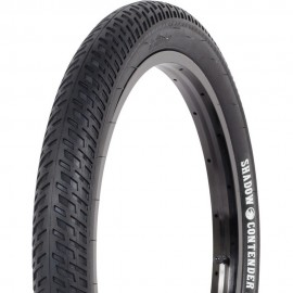 """20"""" Shadow Conspiracy Contender Featherweight tire IN SIZES / BLACK"""