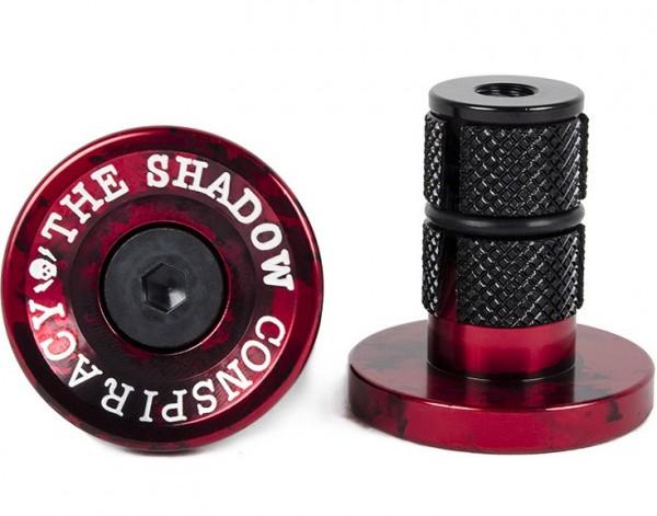 Shadow Conspiracy Deadbolt Bar Ends In Colors Planet Bmx