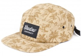 Shadow Conspiracy Human Nature Camp Hat TAN