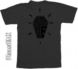 Shadow Conspiracy Kerchief t-shirt CHARCOAL