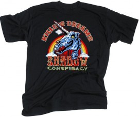 Shadow Conspiracy Killing Dreams t-shirt BLACK