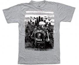 Shadow Conspiracy KIL Tour 2015 t-shirt GRAY