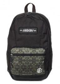 TSC Nahua Backpack BLACK / OLIVE