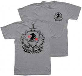 Shadow Conspiracy TABARD t-shirt GRAY