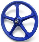 "BLUE 20"" Skyway TUFF WHEEL II SET- Freewheel"