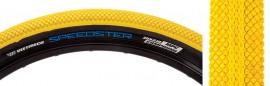 "Vee Speedster Tire 29"" x 2.1 YELLOW w/ BLACK sidewall"