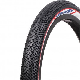 "20"" Vee Speedster 1.75"" tire USA Sidewall RED/WHITE/BLUE"