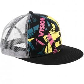 Vision Street Wear hat Screen Printed Trucker
