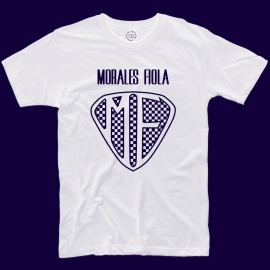 MF Morales-Fiola T-shirt WHITE