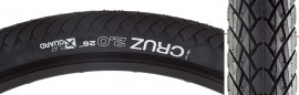 "26"" WTB Cruz Flat Guard 2.0"" Tire"