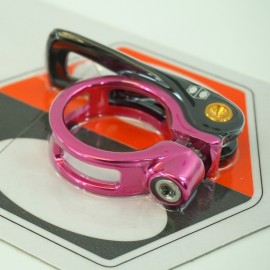 "1-1/4"" Box Helix quick release seatpost clamp IN COLORS"