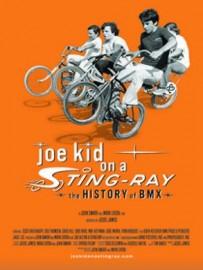 "DVD- ""Joe Kid On A Stingray"""