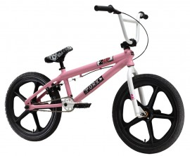 2009 2Hip Pork 25th Anniversary bike with 9t Skyway Graphite Tuff Wheels PINK