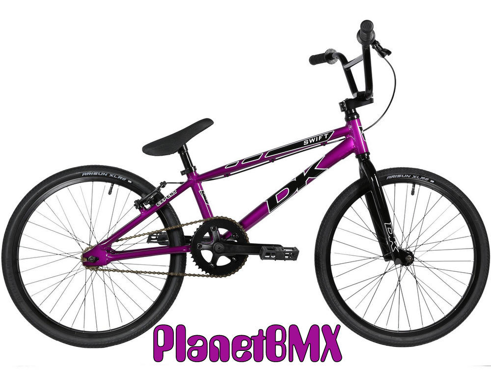 Dk 2017 Swift Expert Bike Purple 19 5 Tt Planet Bmx