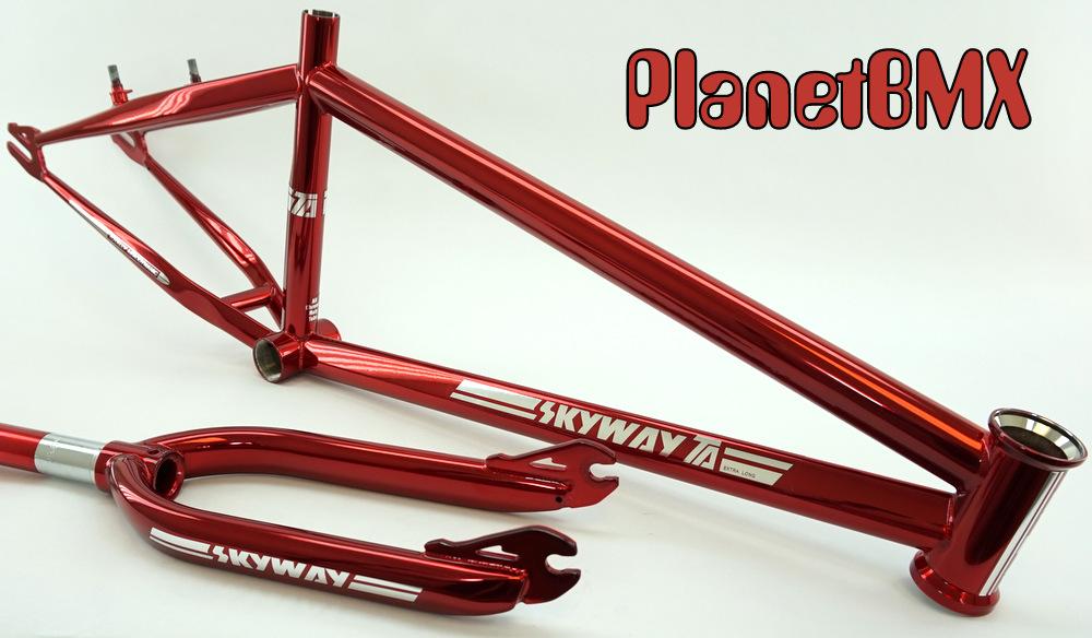 Skyway 2017 T/A Pro XL frame & fork set (21.25\