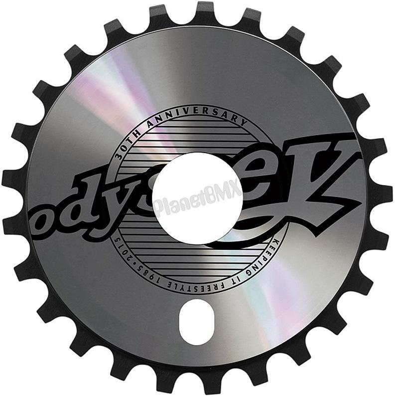 1//8 Odyssey BMX Sprocket Black Various Sizes Cassette