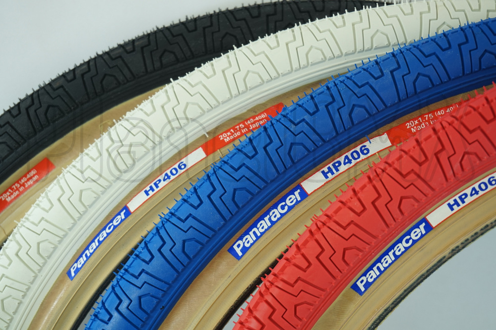 "Continental Bicycle Tires >> 20"" Panaracer HP406 Freestyle Skinwall 1.75"" Tire IN COLORS - Planet BMX"