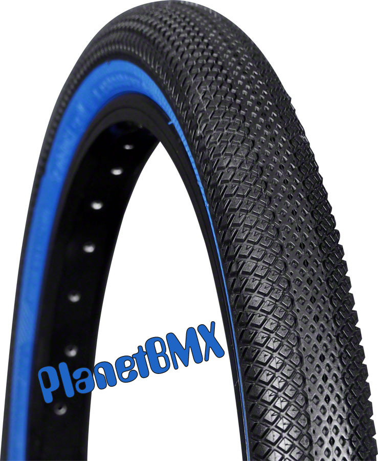 20x1.95 blue duro tires for racing or freestyle bmx bike